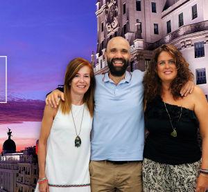 David del Cura y Mar de Tejeda La Brújula de Madrid, entrevista a Gema Piñeiro, periodista y detective ¿cómo esta viviendo esta situación de alarma?